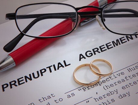 Prenuptial agreement lawyer in NH
